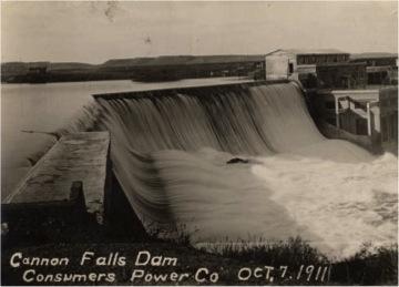 Cannon Falls Dam